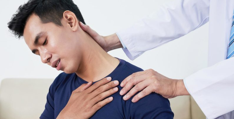 5 Treatments for Neck Pain